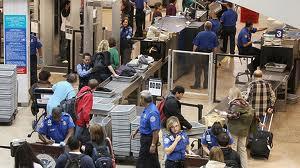 Traveling through Airport Security AKTI