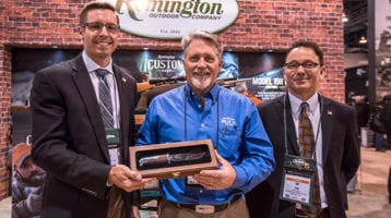 Buck Knives Partners with Remington Outdoor Compamy