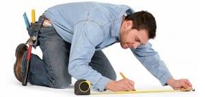 contractor working