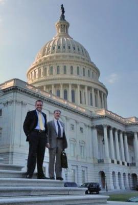 AKTI Board of Regents visits U.S. Capitol