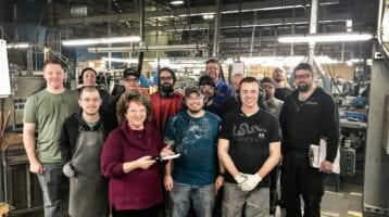 Buck Knives Surpasses 1.5 Million Production Milestone