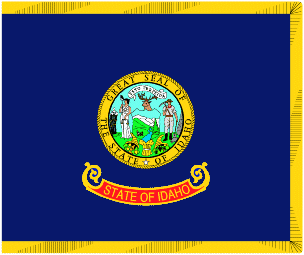 State Flag of Idaho