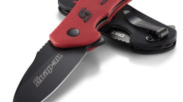 NEW Snap-on® Exclusive RAVE® XL Knife Designed By Ken Onion
