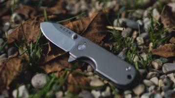 WESN – A Kickstarter Knife